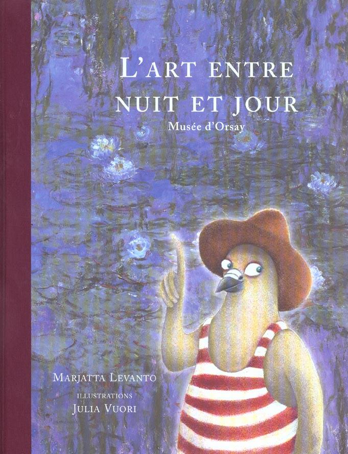L'ART ENTRE NUIT ET JOUR-MUSEE D ORSAY