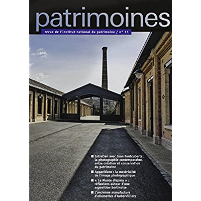 REVUE PATRIMOINES 11