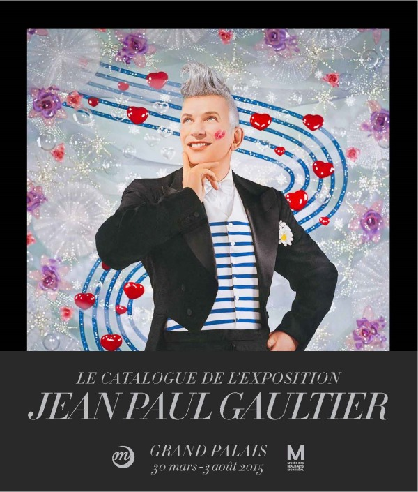 JEAN-PAUL GAULTIER AU GRAND PALAIS - CATALOGUE EXPOSITION