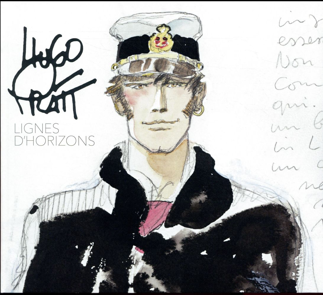 HUGO PRATT, LIGNES D'HORIZON