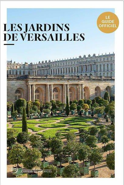 VERSAILLES - GUIDE DES JARDINS (FR)