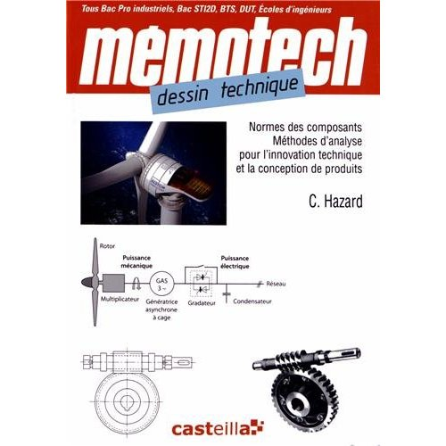 MEMOTECH DE DESSIN TECHNIQUE