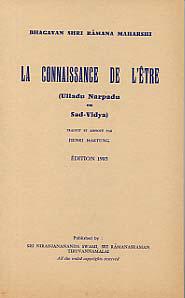 CONNAISSANCE DE L'ETRE (LA)