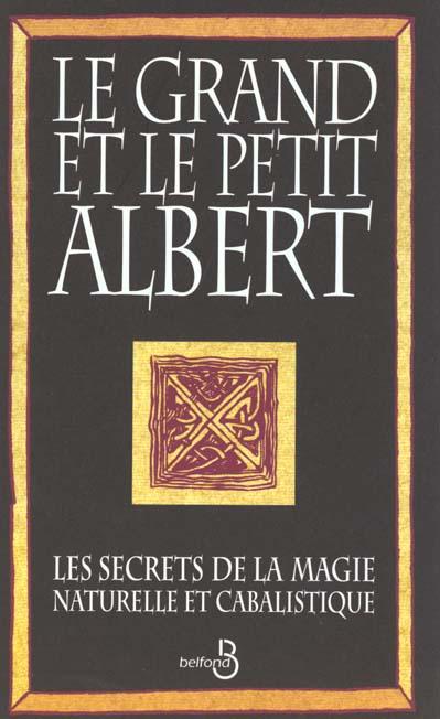 GRAND ET LE PETIT ALBERT