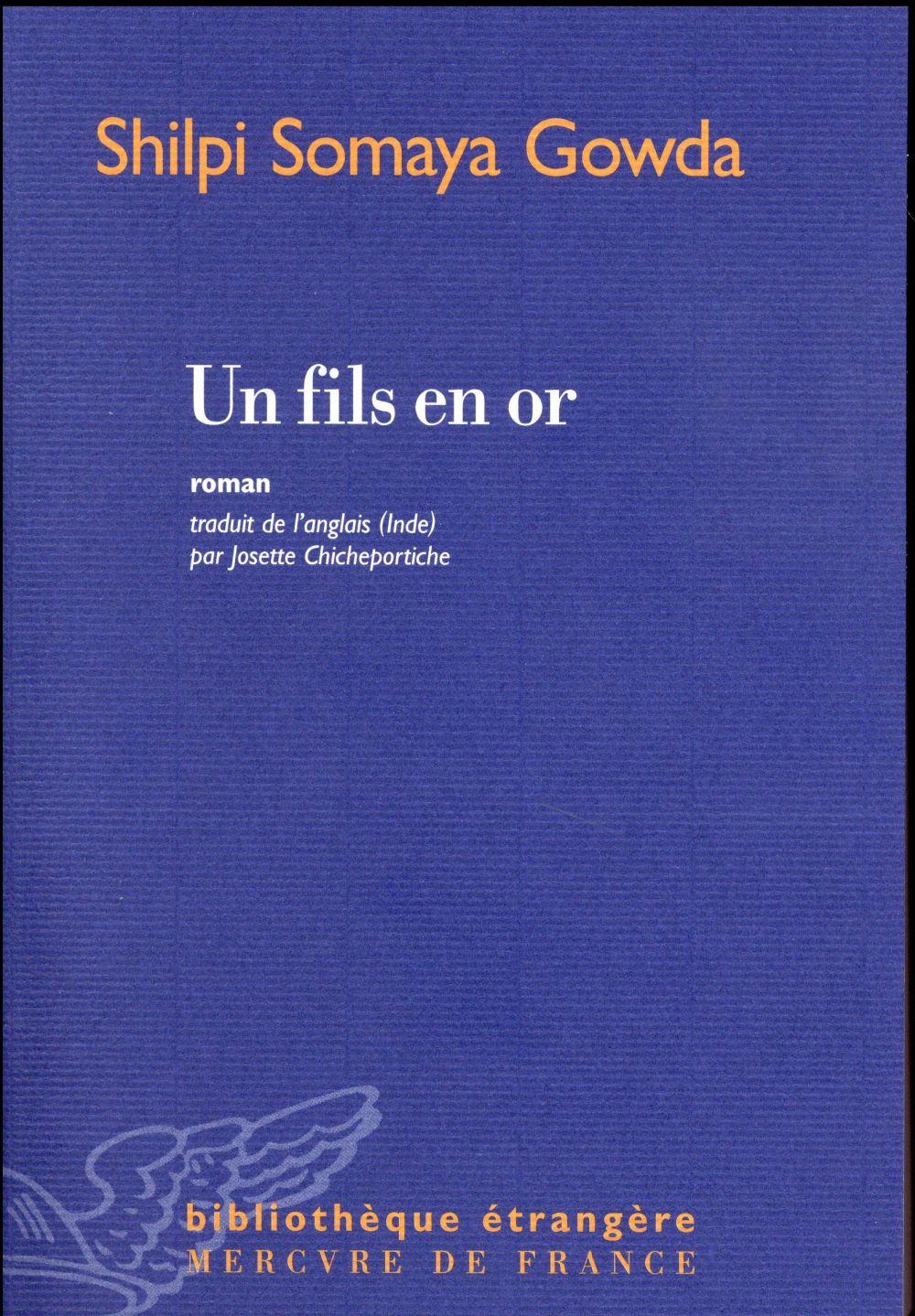 UN FILS EN OR ROMAN