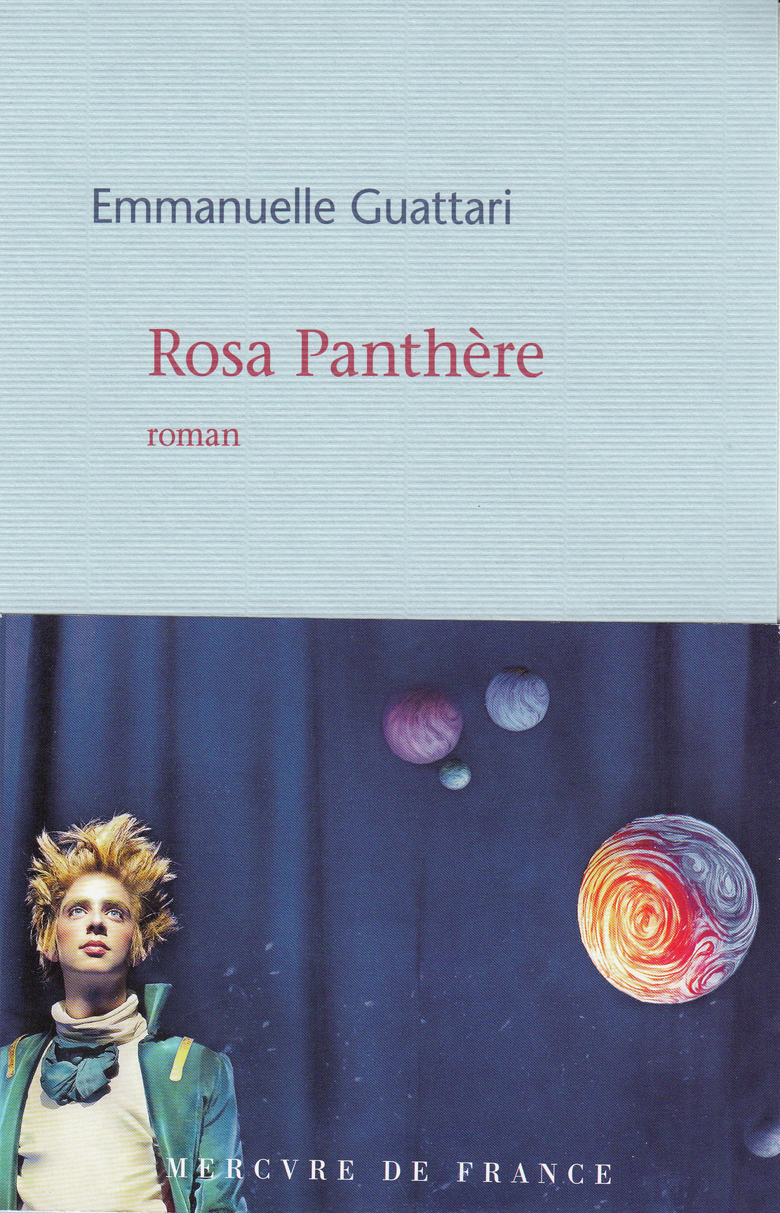 ROSA PANTHERE