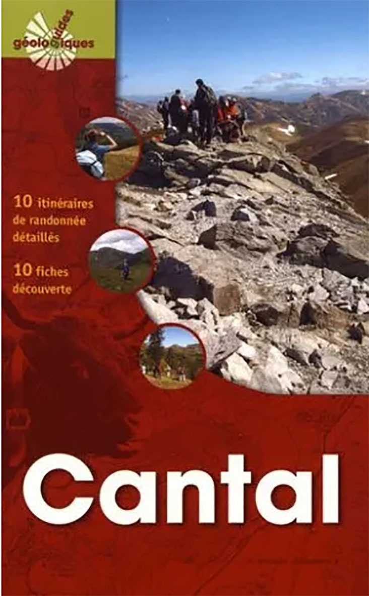 CANTAL GUIDE GEOLOGIQUES