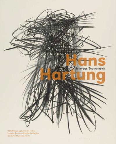 HANS HARTUNG. ESTAMPES