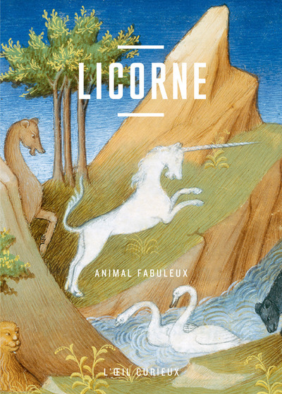 LICORNE - ANIMAL FABULEUX