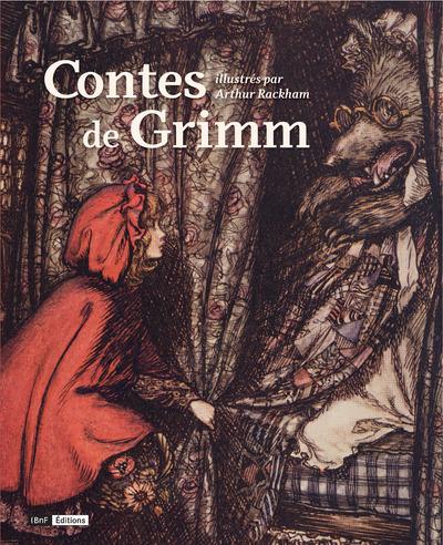 CONTES DE GRIMM ILLUSTRES PAR ARTHUR RACKHAM