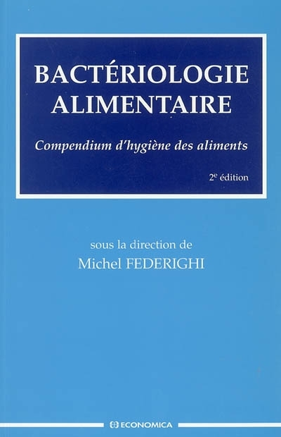 BACTERIOLOGIE ALIMENTAIRE