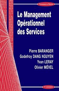 MANAGEMENT OPERATIONNEL DES SERVICES (LE)
