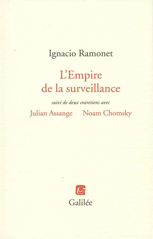 L EMPIRE DE LA SURVEILLANCE