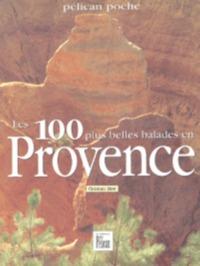 100 BALADES EN PROVENCE  POCHE