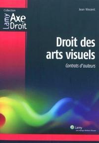 Droits des arts visuels - Contrats d'auteurs