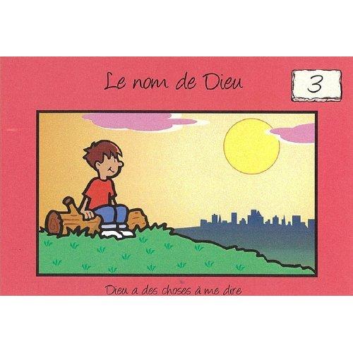 LE NOM DE DIEU/3