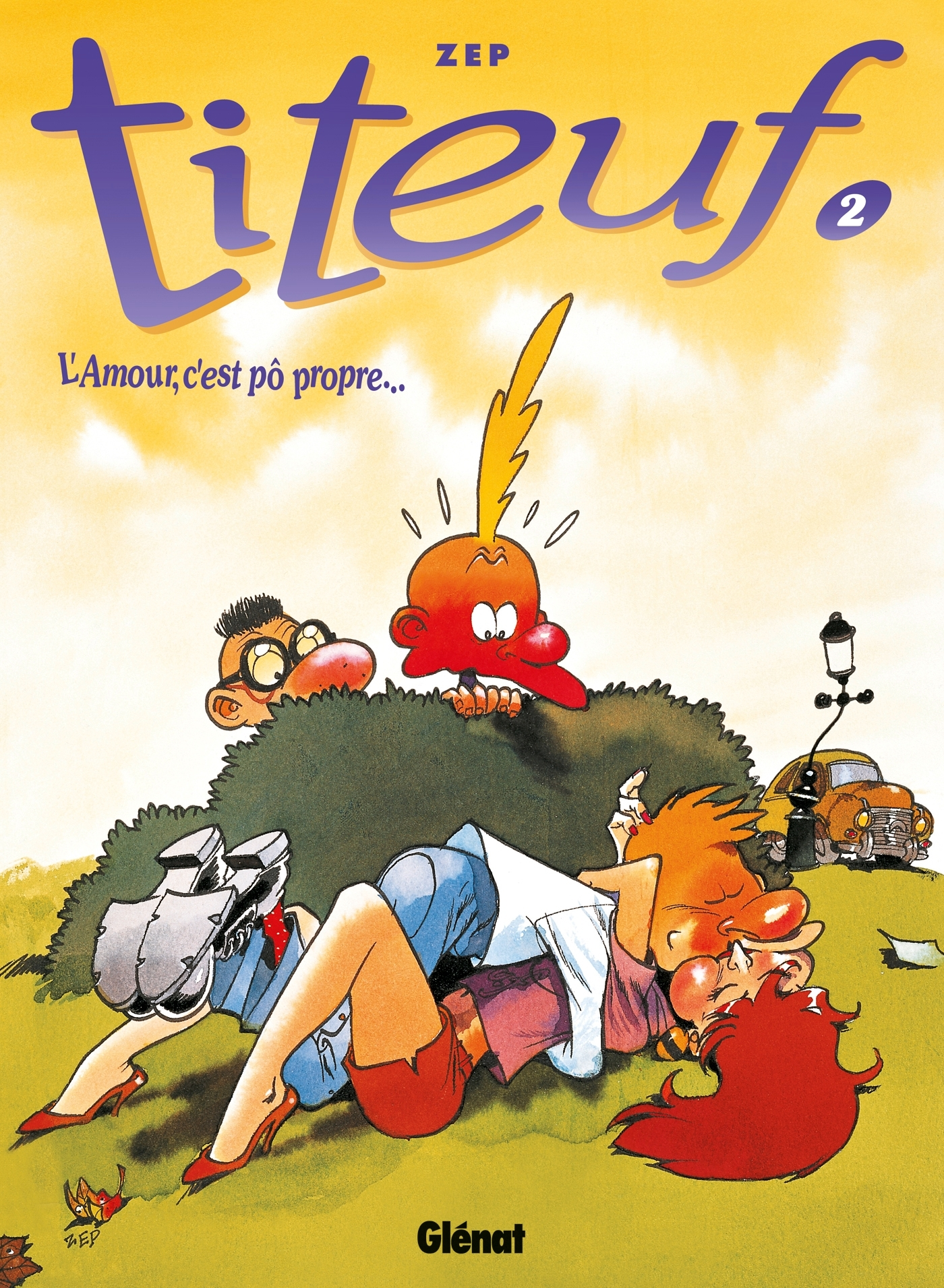 TITEUF - TOME 02