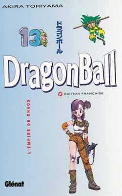 DRAGON BALL - TOME 13