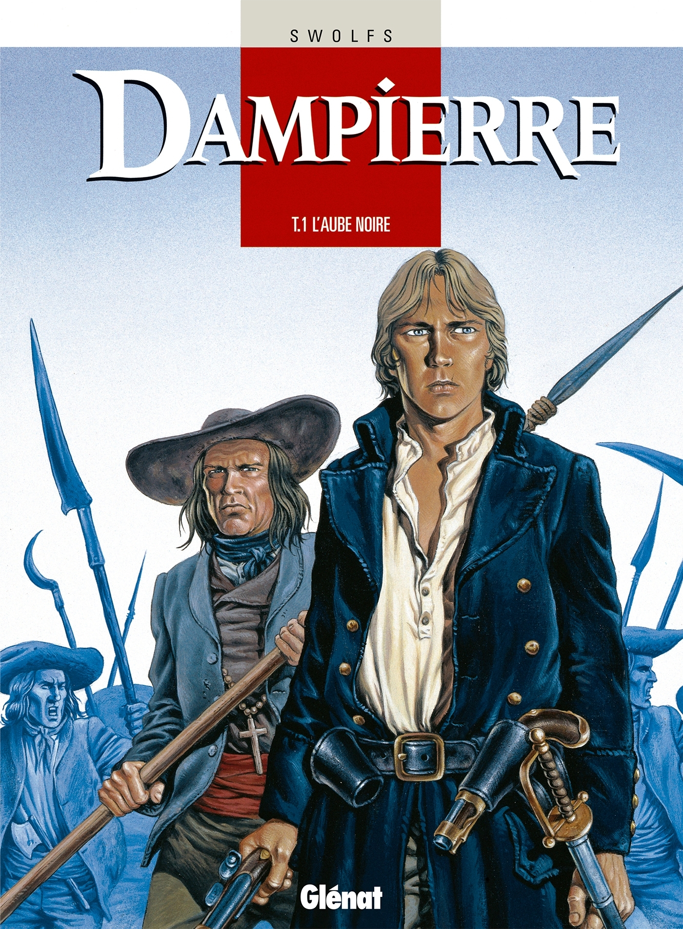 DAMPIERRE - TOME 01