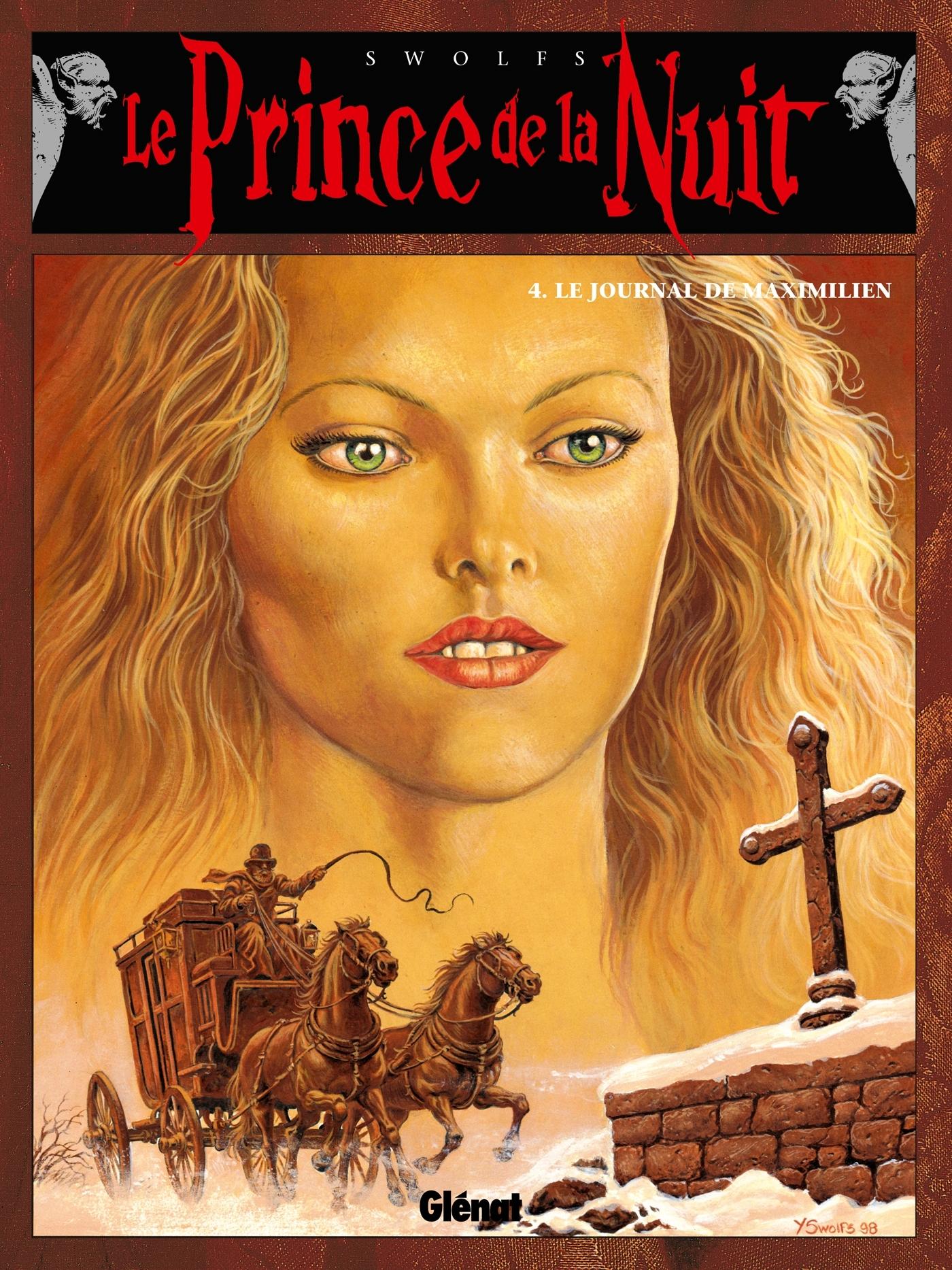 LE PRINCE DE LA NUIT - TOME 04
