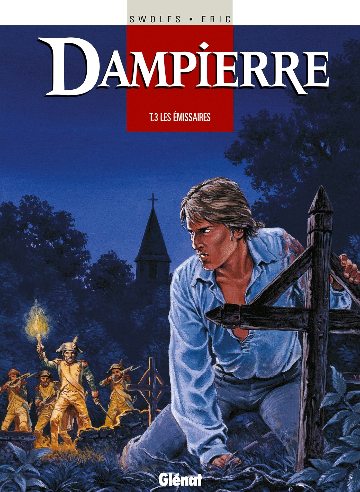 DAMPIERRE - TOME 03