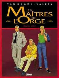 LES MAITRES DE L'ORGE - TOME 07