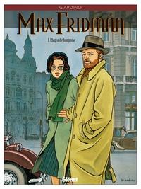 MAX FRIDMAN - TOME 01