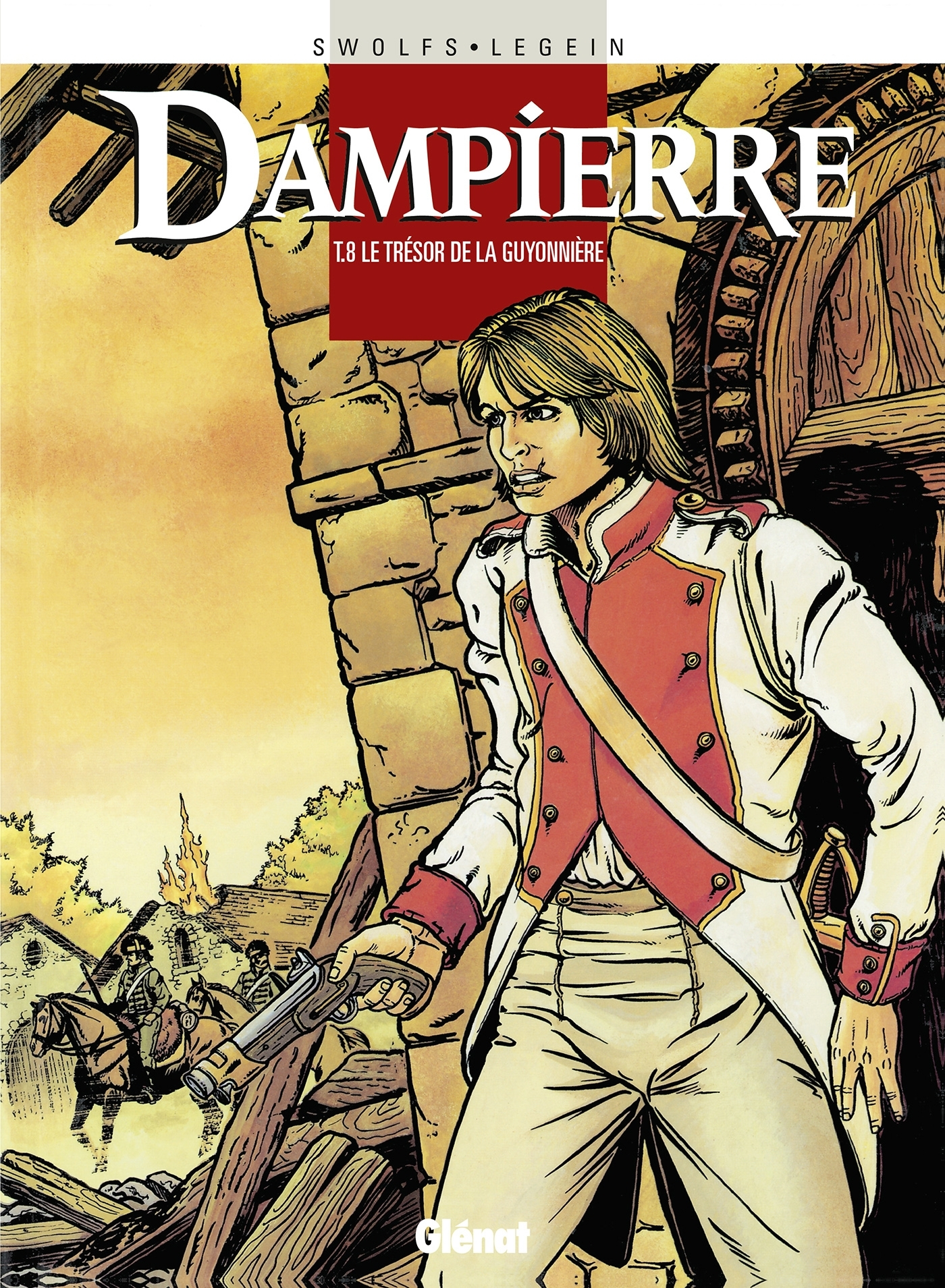 DAMPIERRE - TOME 08