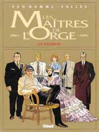 LES MAITRES DE L'ORGE - TOME 08