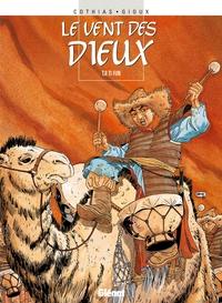 LE VENT DES DIEUX - TOME 08