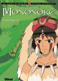 PRINCESSE MONONOKE - TOME 02