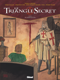 LE TRIANGLE SECRET - TOME 03
