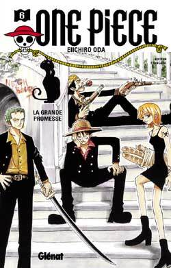 ONE PIECE - TOME 06