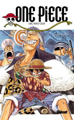 ONE PIECE - TOME 08