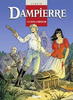 DAMPIERRE - TOME 10 - L'OR DE LA CORPORATION