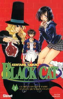 BLACK CAT - TOME 03