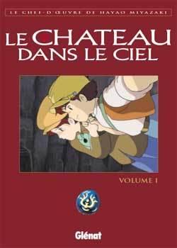 LE CHATEAU DANS LE CIEL - TOME 01