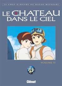 LE CHATEAU DANS LE CIEL - TOME 02