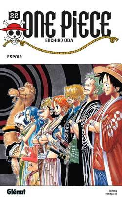 ONE PIECE - TOME 22