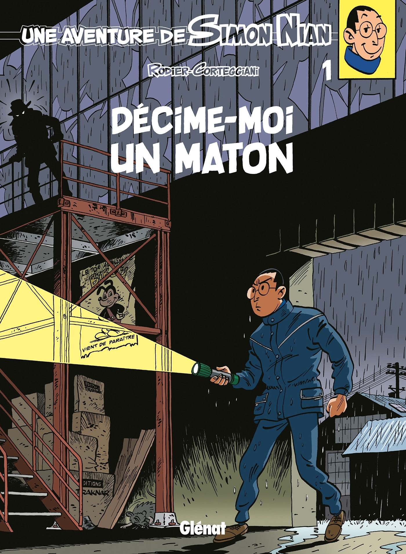 UNE AVENTURE DE SIMON NIAN - TOME 01