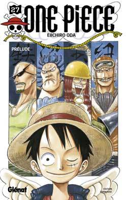 ONE PIECE - TOME 27