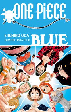 ONE PIECE - BLUE - ONE PIECE DATA BOOK