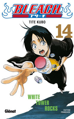 BLEACH - TOME 14 - WHITE TOWER ROCKS
