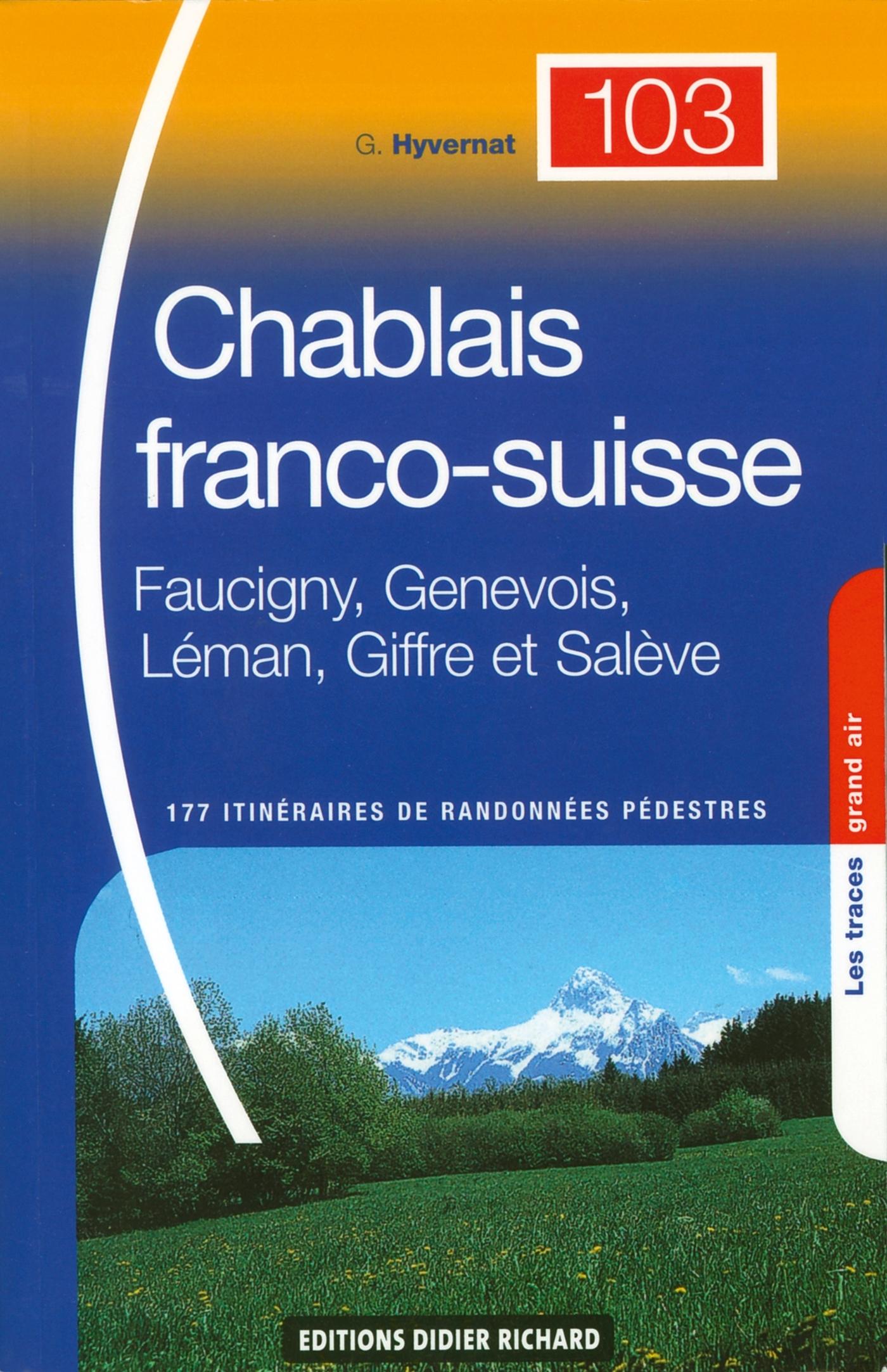 N103 - CHABLAIS FRANCO-SUISSE