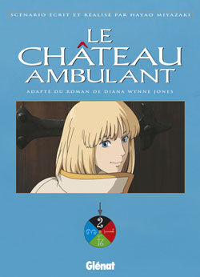 LE CHATEAU AMBULANT - TOME 02