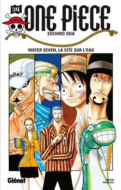 ONE PIECE - TOME 34
