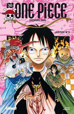 ONE PIECE - TOME 36
