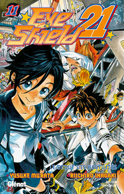 EYE SHIELD 21 - TOME 11