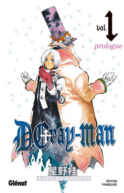 D.GRAY-MAN - TOME 01