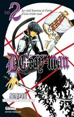 D.GRAY-MAN - TOME 02
